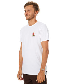 WHITE MENS CLOTHING SWELL TEES - S5173009WHT