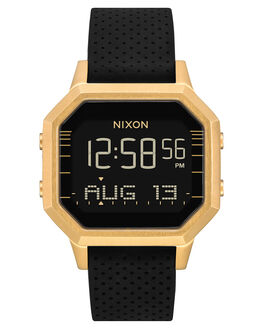 GOLD BLACK LH WOMENS ACCESSORIES NIXON WATCHES - A12112970