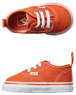 HARVEST PUMPKIN WHI KIDS TODDLER BOYS VANS FOOTWEAR - VN-08E9MJ8PUM