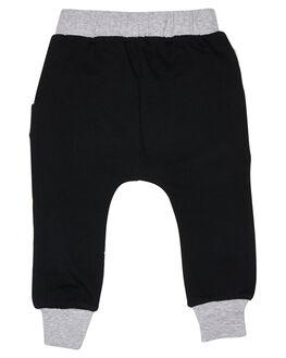 GREY KIDS BOYS TINY TRIBE PANTS - TTBW18-3006NGRY