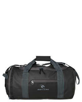 BLACK MENS ACCESSORIES RIP CURL BAGS + BACKPACKS - BTRGU10090