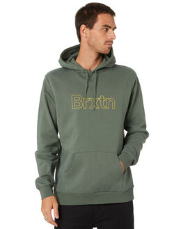 CYPRESS MENS CLOTHING BRIXTON JUMPERS - 02792CYPRE