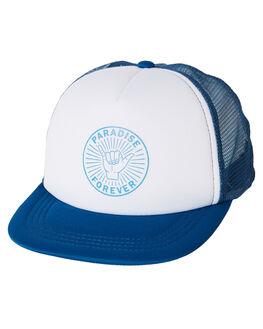 PACIFIC BLUE KIDS BOYS SWELL HEADWEAR - S32111612PACIF