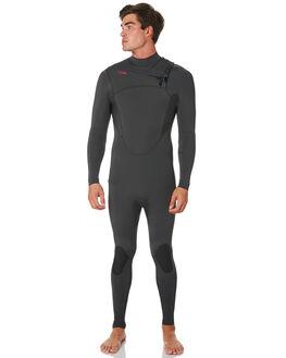 ALL JET BLACK BOARDSPORTS SURF XCEL MENS - MN20ZXC8JBJ