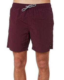 BERRY MENS CLOTHING GLOBE BOARDSHORTS - GB01518019BER