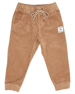 LIGHT FENNEL KIDS TODDLER BOYS RUSTY PANTS - PAR0198LFN
