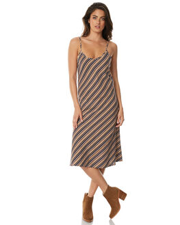 MULTI WOMENS CLOTHING ZULU AND ZEPHYR DRESSES - ZZ1483MUL