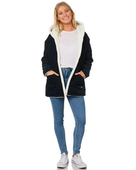 BLUE TIDE WOMENS CLOTHING BILLABONG JACKETS - 6596892BTI