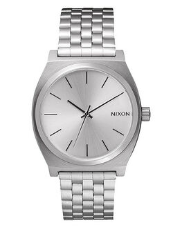 ALL SILVER MENS ACCESSORIES NIXON WATCHES - A0451920