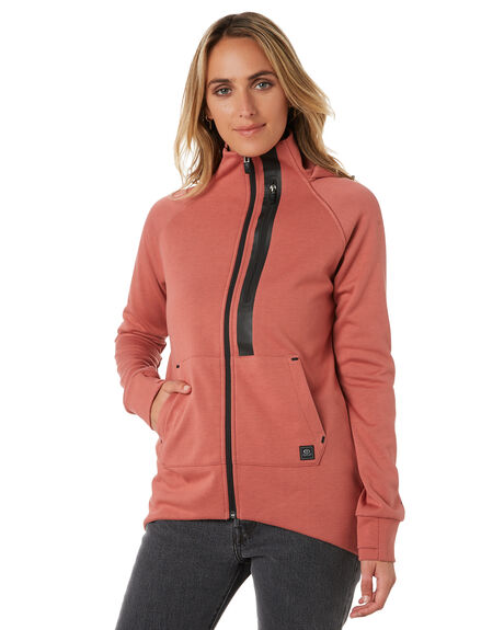 DUSTY ROSE WOMENS CLOTHING RIP CURL JUMPERS - GFEFN10577