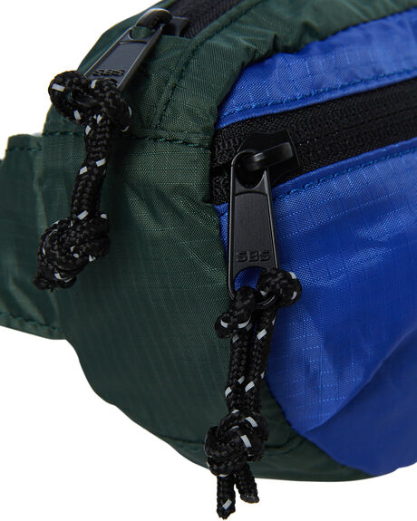 BLUE MULTI MENS ACCESSORIES OBEY BAGS + BACKPACKS - 100010127BMU