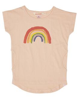 IVY PINK KIDS TODDLER GIRLS MUNSTER KIDS DRESSES - MM181DR12PNK