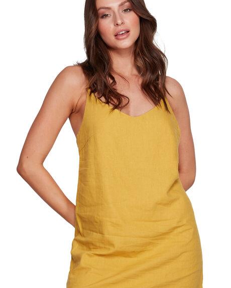 TUMERIC WOMENS CLOTHING BILLABONG DRESSES - BB-6572476-UME