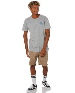 GREY MARLE MENS CLOTHING SWELL TEES - S5203015GRYMA