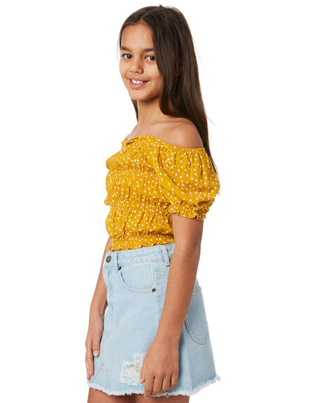 SUNFLOWER SPOT OUTLET KIDS EVES SISTER CLOTHING - 9560043MUST