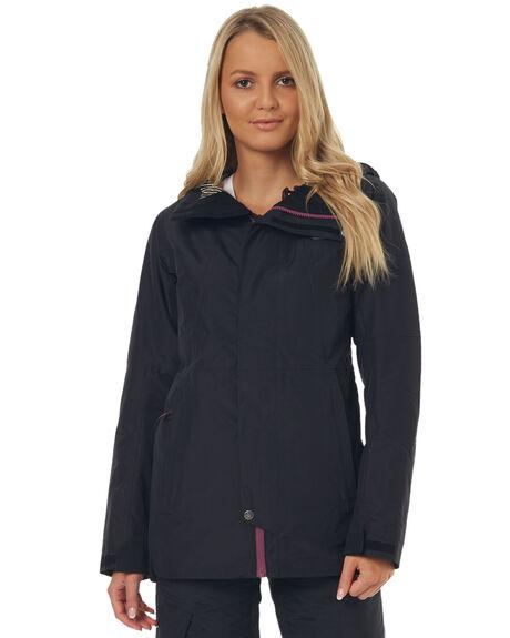 The North Face Womens Superlu Snow Jacket - Tnf Black  2e91f2b6b