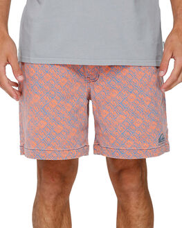 MANDARIN CHECKER MENS CLOTHING QUIKSILVER SHORTS - EQYWS03562NLK6