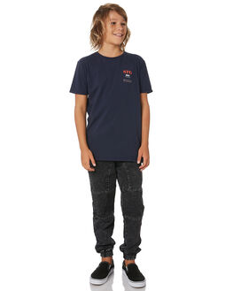 NAVY KIDS BOYS ST GOLIATH TOPS - 2432004NAVY