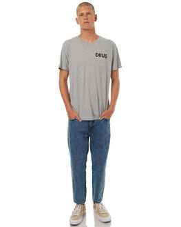 GREY MARLE MENS CLOTHING DEUS EX MACHINA TEES - DMP71862CGRYM