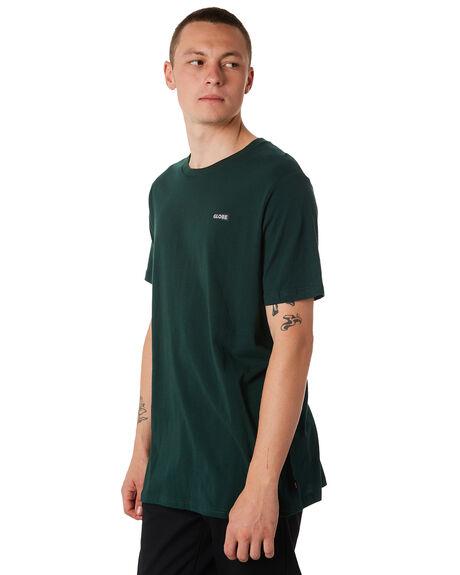 BOTTLE MENS CLOTHING GLOBE TEES - GB01730001BTL