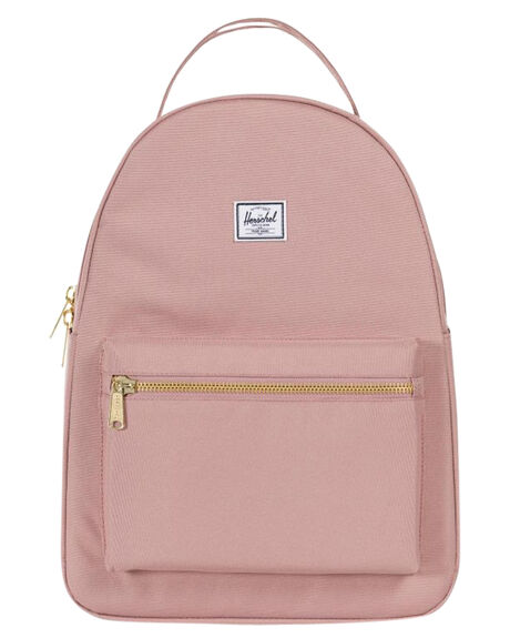ASH ROSE WOMENS ACCESSORIES HERSCHEL SUPPLY CO BAGS + BACKPACKS - 10503-02077-OSASHRS