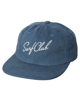 BLUE MENS ACCESSORIES OAKLAND SURF CLUB HEADWEAR - SP18-H1-DBLU