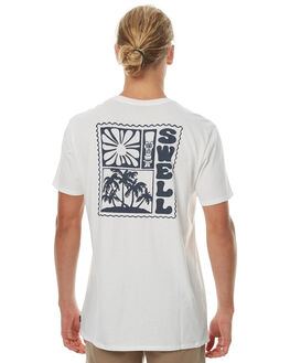 OFF WHITE MENS CLOTHING SWELL TEES - S5174015OWHT