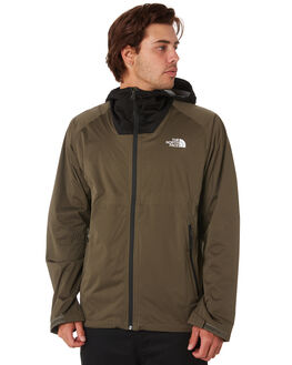 MULTI TNF BLACK MENS CLOTHING THE NORTH FACE JACKETS - NF0A3SNWBQW
