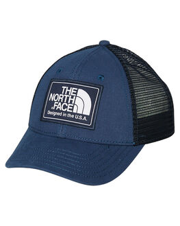 SHADY BLUE BLUE KIDS BOYS THE NORTH FACE HEADWEAR - NF00CF9WLKK