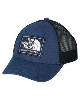 6bda526b750 SHADY BLUE BLUE KIDS BOYS THE NORTH FACE HEADWEAR - NF00CF9WLKK