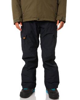 BLACK BOARDSPORTS SNOW QUIKSILVER MENS - EQYTP03087KVJ0