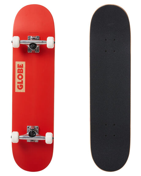 RED BOARDSPORTS SKATE GLOBE COMPLETES - 10525351RED