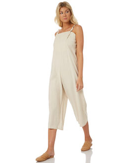 EGGSHELL WOMENS CLOTHING SAINT HELENA PLAYSUITS + OVERALLS - SH18S1843EGG