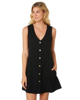 BLACK WOMENS CLOTHING THE HIDDEN WAY DRESSES - H8189444BLACK