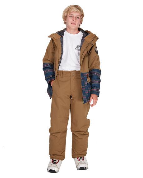 CAMEL BOARDSPORTS SNOW BILLABONG KIDS - L6PB01S-C20