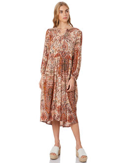 PAISLEY WOMENS CLOTHING LILYA DRESSES - RVD2025-PAISL