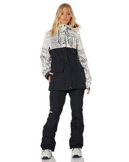 BLACK BOARDSPORTS SNOW DC SHOES WOMENS - EDJTP03019KVJ0