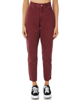 RUTHLESS RED WOMENS CLOTHING DR DENIM JEANS - 1430113416