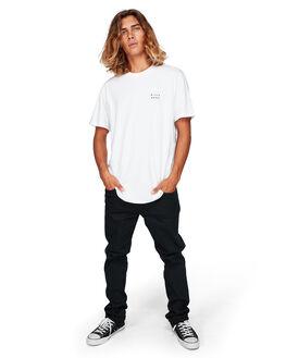 WHITE MENS CLOTHING BILLABONG TEES - BB-9592003-WHT