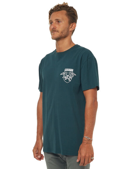 PINE MENS CLOTHING RUSTY TEES - TTM1940PIE