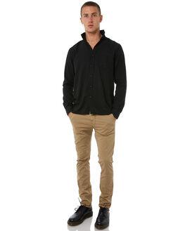 BEIGE MENS CLOTHING NUDIE JEANS CO PANTS - 120104BEIG