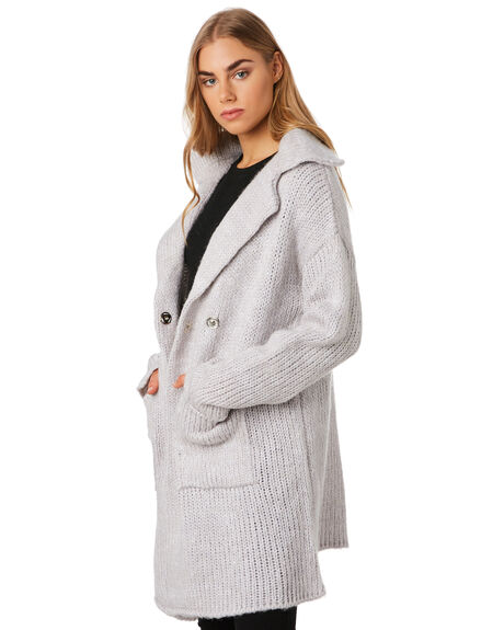 GREY MARLE WOMENS CLOTHING ALL ABOUT EVE KNITS + CARDIGANS - 6434043GRM