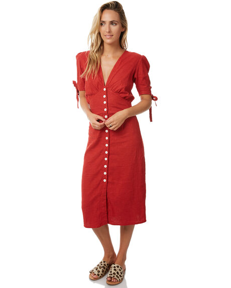 ROUGE WOMENS CLOTHING RUE STIIC DRESSES - S118-91ROUGE