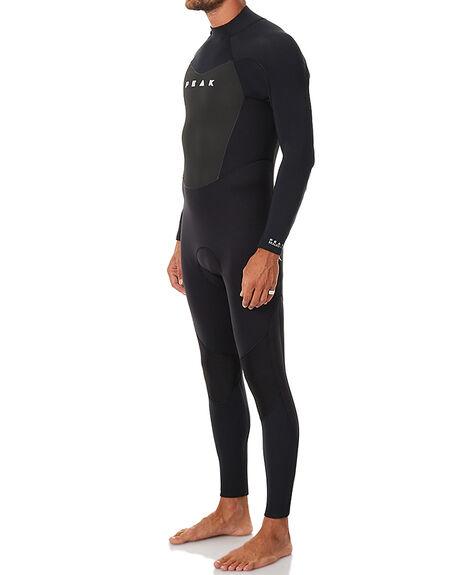 BLACK SURF WETSUITS PEAK STEAMERS - PK741M0090