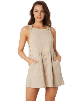 FAWN WOMENS CLOTHING RHYTHM DRESSES - OCT19W-DR04-FAW