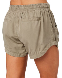 SAGE WOMENS CLOTHING RUSTY SHORTS - WKL0590SGE