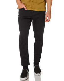 DUST BLACK MENS CLOTHING INSIGHT JEANS - 5000003446DBLK