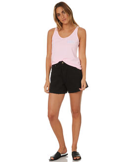 NOTE PINK WOMENS CLOTHING RUSTY SINGLETS - TSL0553-NPK