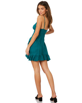 EMERALD WOMENS CLOTHING TIGERLILY DRESSES - T391448EME