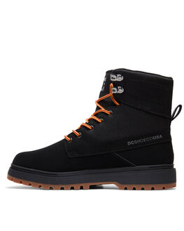 BLACK/BLACK/BLACK BOARDSPORTS SNOW DC SHOES BOOTS + FOOTWEAR - ADYB700023-3BK